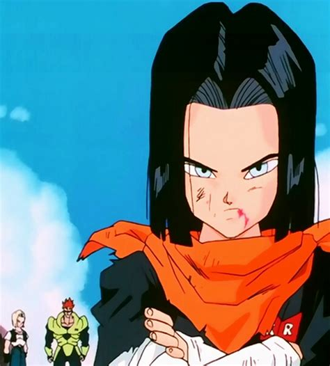android 17 and 18 i am the senzu gardener