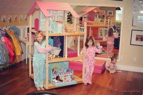 girls doll houses american girl doll house american girl doll pinterest