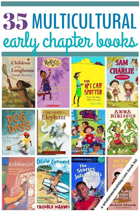 children of our age books 35 multicultural early chapter books for reading