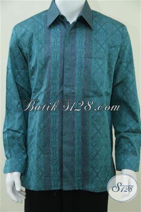 Kemeja Tenun Tangan busana laki laki modern indonesia kemeja tenun ikat troso