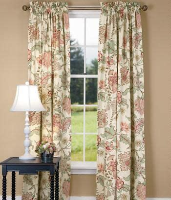 country curtains rods floral lined curtains and floral draperies country
