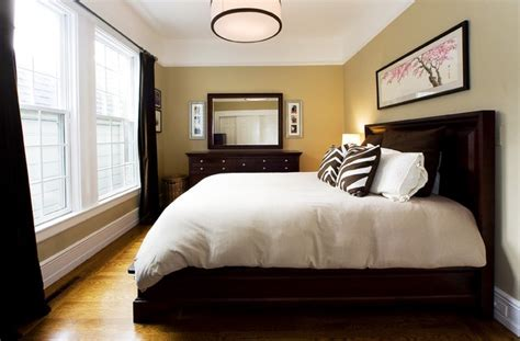 bedroom wall colors with brown furniture home