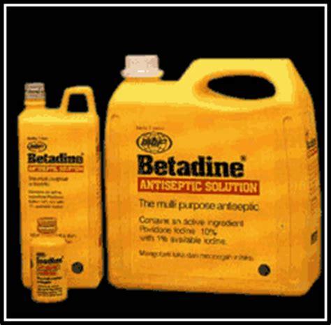 Betadine Salep Antiseptik 5 Gram dian alamanda pt mahakam beta farma