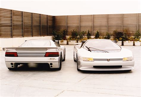peugeot oxia 1988 peugeot oxia concept images pictures and videos