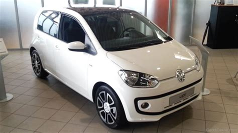 volkswagen up white volkswagen up car pictures images gaddidekho com