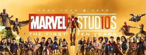 film marvel ultimi anni marvel studios dieci anni di film da iron man a black