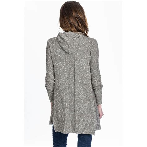 Duster Sweaters lilla p hooded duster sweater for 135ct