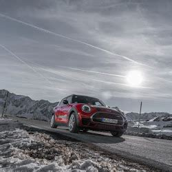 mini details hot new jcw clubman with awd and 228hp [54