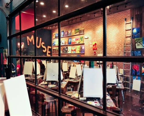 muse paintbar mosaic painting session for one two or four or
