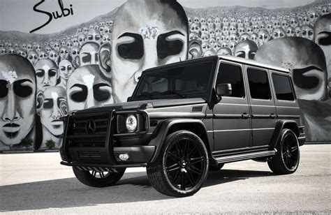 mercedes jeep matte black inside mercedes matte black g wagon search the whip