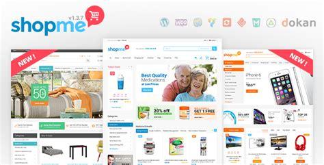 Shopme V1 3 8 W00c0mmerce Theme shopme v1 3 8 woocommerce theme