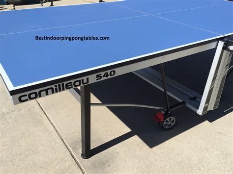 cornilleau indoor table tennis table cornilleau 540 indoor