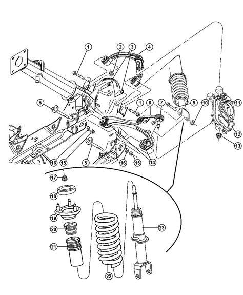 2005 dodge dakota suspension front arms