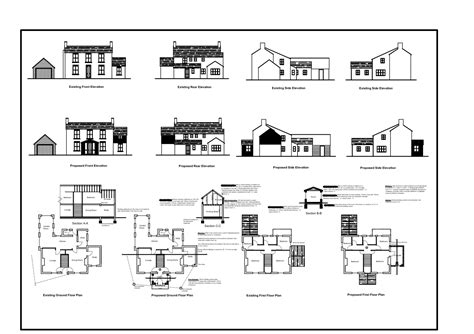 Complete House Plan by The 45 Best Complete House Plan Sle Building Plans