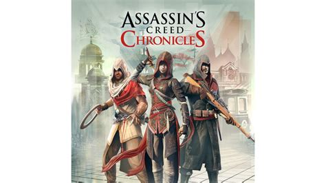 Murah Ps4 Assassin S Creed Chronicles assassin s creed chronicles trilogy ps4 playstation