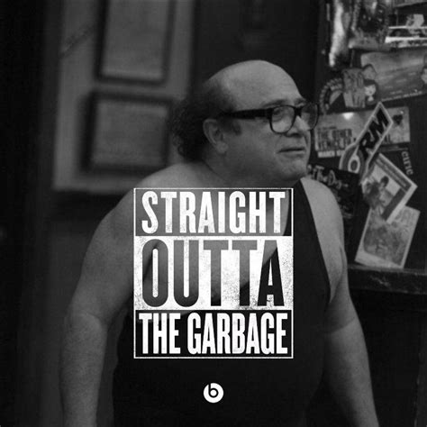 Garbage Meme - i m the trash man straight outta somewhere