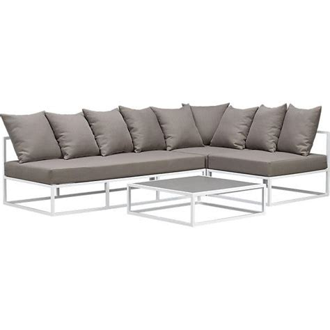 Casbah Outdoor Sectional Pieces Cb2