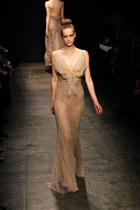 Runway Donna Karan by Donna Karan Runway Fall 2011 Mercedes Fashion