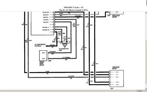 84 chevy truck light wiring diagram 84 get free