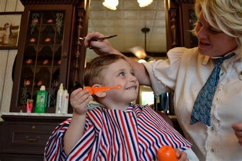 Mayer Experiences The Magic Of A Haircut by 6 Reasons To Schedule A Haircut At The Harmony Barber Shop