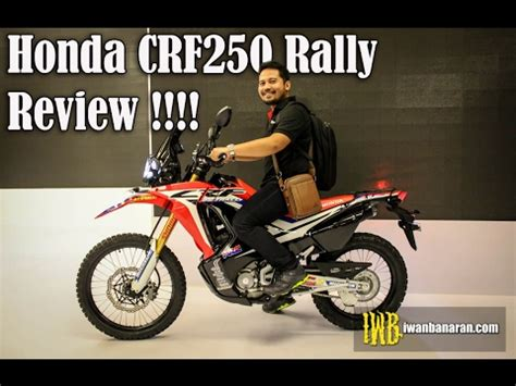 Helm Crf 250 Rally By Aripartzone crf250 videolike