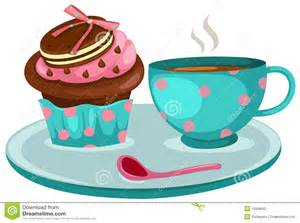 clipart kaffee und kuchen cup of tea and cake clipart clipartsgram
