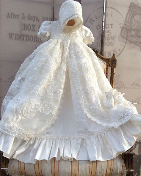 Wedding Blessing And Christening by 25 Best Ideas About Christening Gowns On