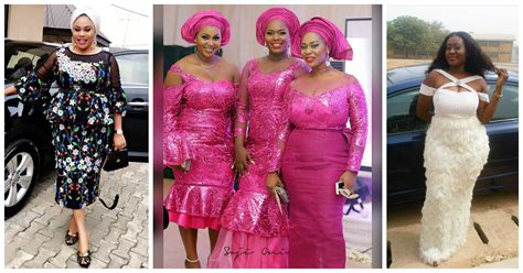 latest aso abi styles for plus size women check out these stunning head turning plus size aso ebi styles