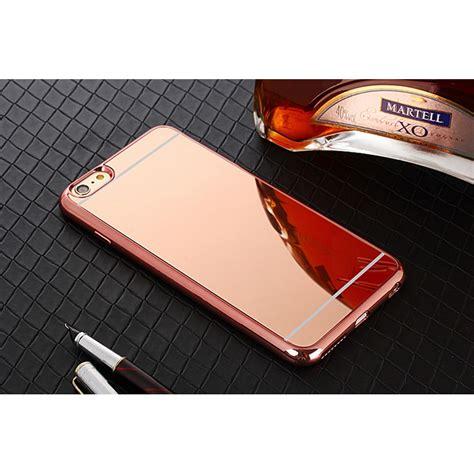 Iphone 7 Mirror wholesale iphone 7 mirror shiny hybrid gold