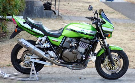 modern elr  kawasaki zrxr rare sportbikes  sale