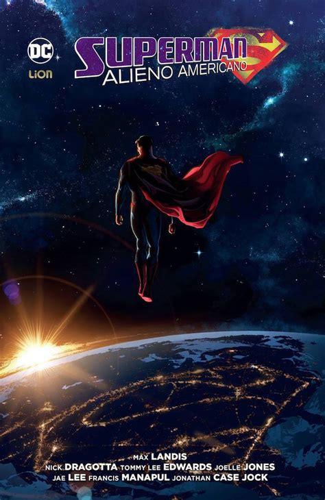 libro superman american alien hc 17 fumetti da non perdere a napoli comicon 2017 fumettologica