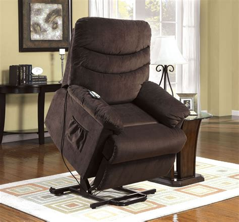 Power Assist Recliners by Perth Stand Assist Power Lift Recliner From Furniture Of