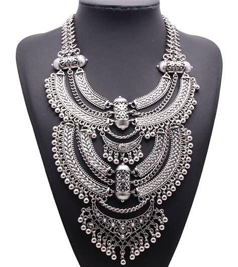 fashion new big necklace big necklace collar n5048