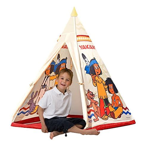 tende degli indiani 78607 yakari tenda degli indiani