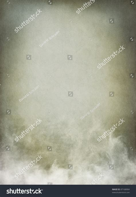 Paper Pleaser by Fog Mist And Clouds With Subtle Gray Tones Image Has A