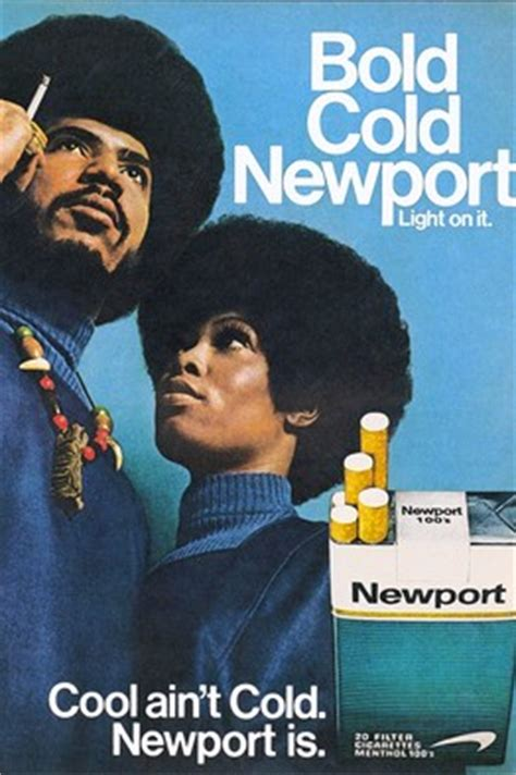 why big tobacco targeted blacks with ads for menthol