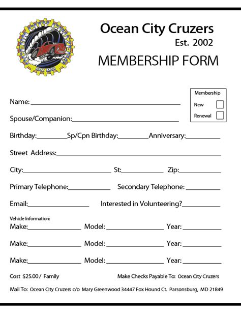 Gym Membership Form Template Page 2 Body Building Guide Membership Page Template