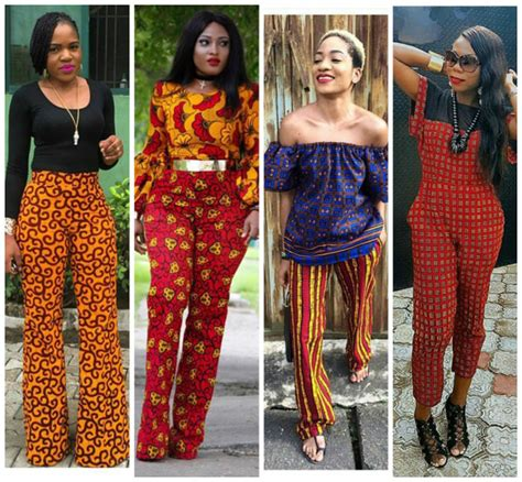 latest ankara styles with trouser 50 latest ankara trouser styles for ladies 2017 kitenge