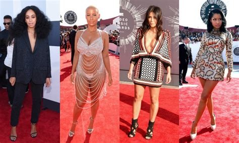 Best Worst Dressed At The 2008 Mtv Vmas by The The Bad The 2014 Vma Carpet Wins Fails