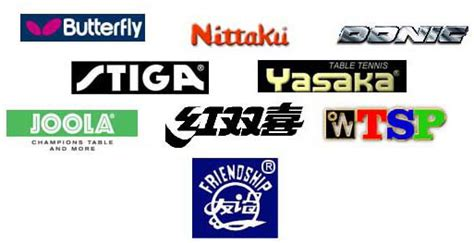 ping pong brand table table tennis brands what s in a name table tennis spot