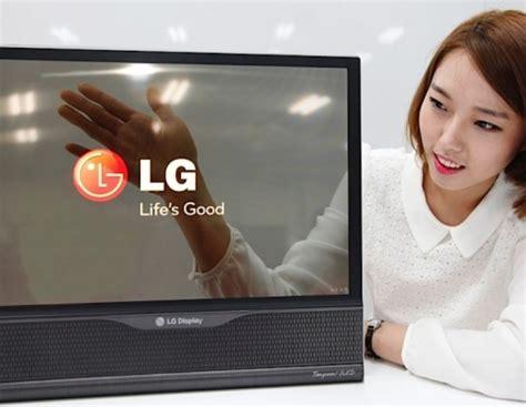 Tipis Transparan Lonady 18 Den lg den 18 in 231 esnek ve transparan ekran denemesi andropedi