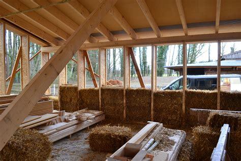autounterstand bauen strohballenhaus vorteile und nachteile des strohballenbau