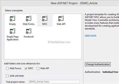 tutorial asp net mvc c net mvc exle