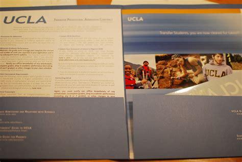 Acceptance Letter For Ucla Ucla Acceptance Letter