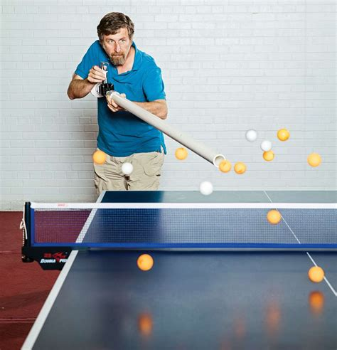 ping pong makes 300 mph ping pong cannon has told us how to
