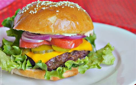 Handmade Hamburger Patties - burgers made from 100 organic beef s