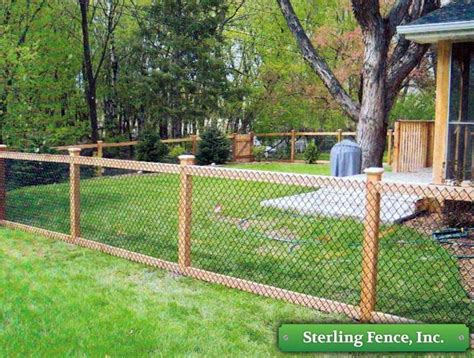 fence backyard 75 best backyard chain link ideas images on pinterest