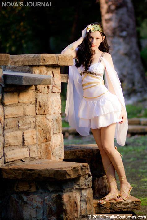 sexy greek goddess costume  roman toga party gallery