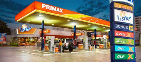 tiendas oxxo en peru primax revoluciona el mercado de estaciones de servicio y