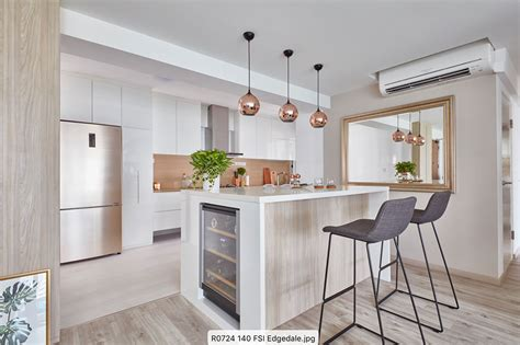 6 cool open concept kitchen design ideas for your home